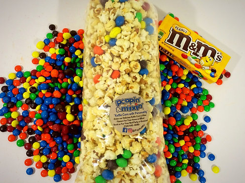 Create Your Own Popcorn Trail Mix