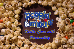 Poppin' & Mixin' Kettle Corn
