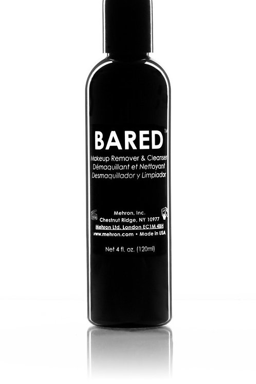 BARED™ Makeup Remover and Cleanser