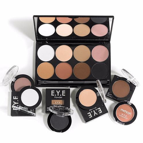E.Y.E Powder & Cheek Powder Palette (8 Shades)