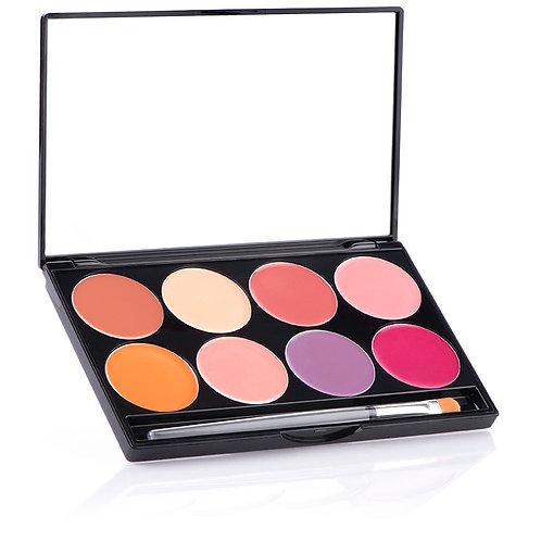 CHEEK Cream 8-Color Palette