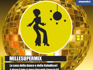 DUVAL MIX, la miscela dance e italo disco di Alex Duval!
