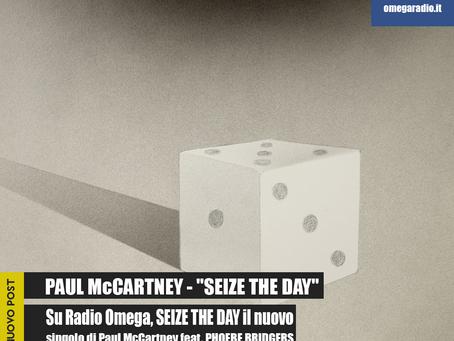 "PAUL McCARTNEY - ""SEIZE THE DAY"" feat. PHOEBE BRIDGERS"