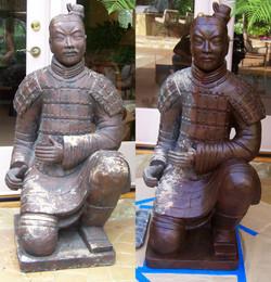 Qin Shi Huang Warrior, Terracotta