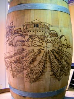 Eagles Nest winery Ramona Ca