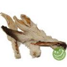 Love4Dogs - Kaninchenohren mit Fell 100g,250g,500g