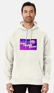 Keep Laughing 80s hoodie