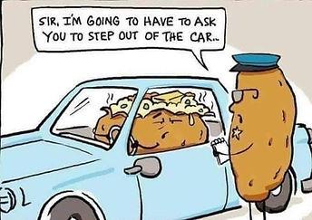 Baked Potato Joke