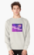Keewp Laughing Forever 80s Sweatshirt