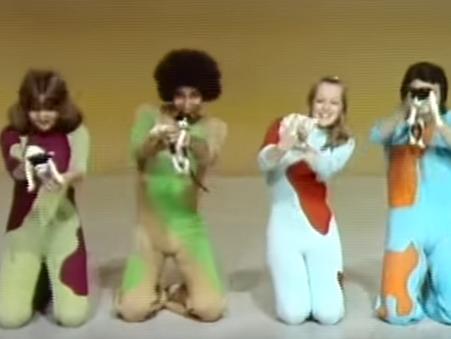 Spanish Disco Cats And Unitards