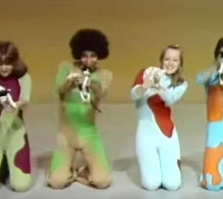 Spanish Disco Cats And Unitards