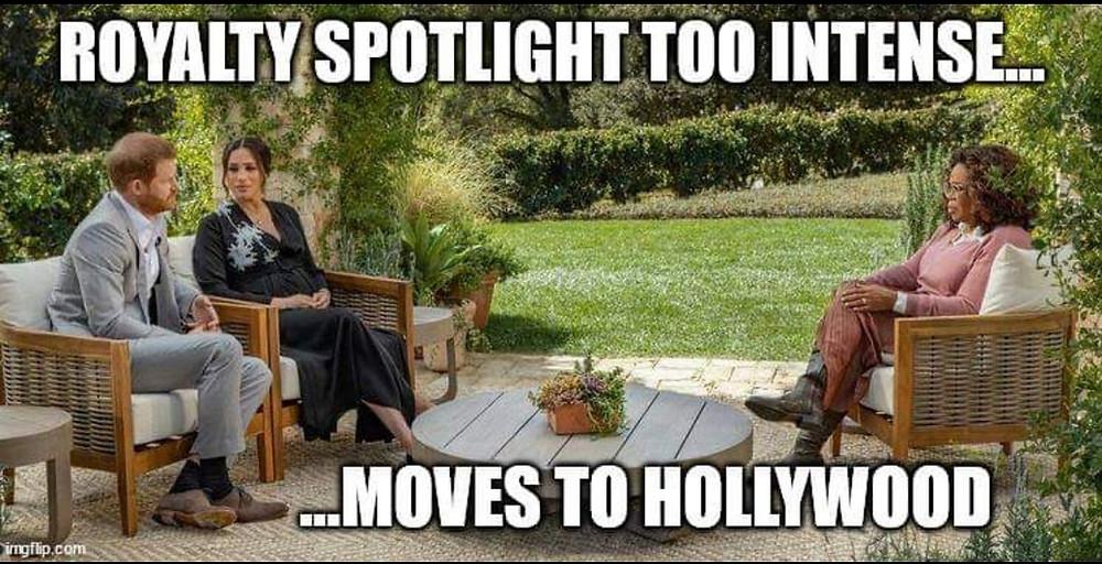 Royalty Spotlight Oprah Meme