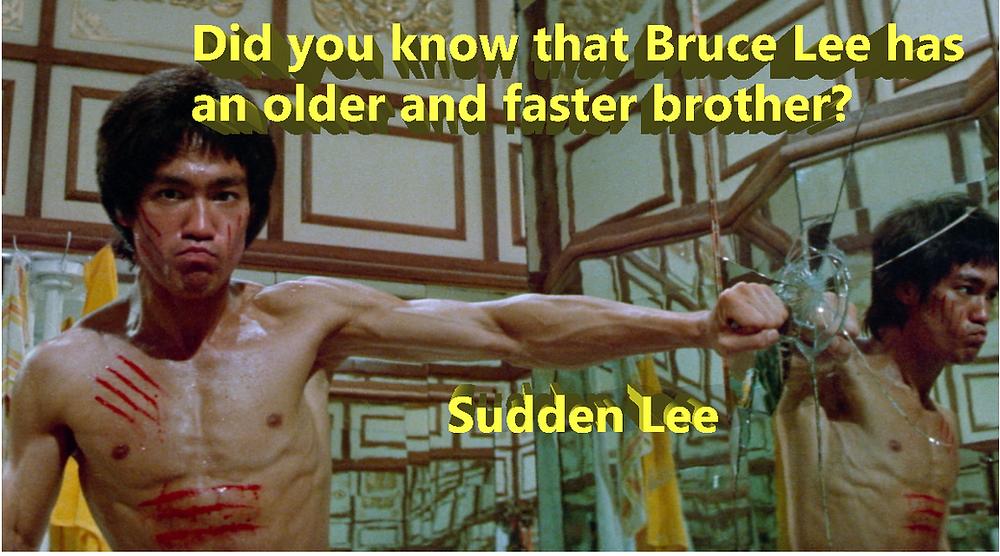 Funny Joke About Bruce Lee