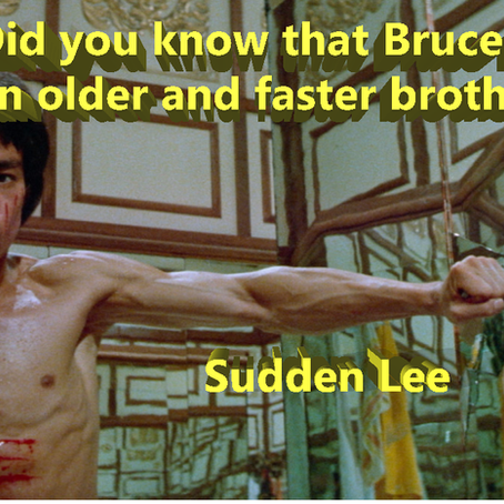 Bruce Lee Jokes