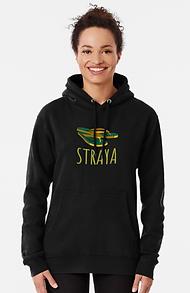 Straya Thongs Hoodie Design