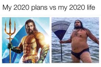 Jason Momoa 2020 Joke