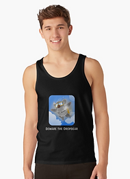 koala dropbear tanktop singlet