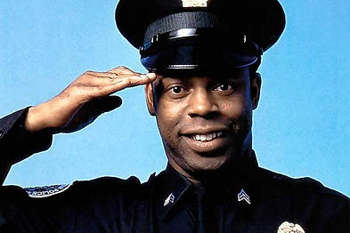 Michael Winslow From Police Academy.