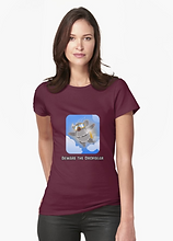 Ladies koala t-shirt