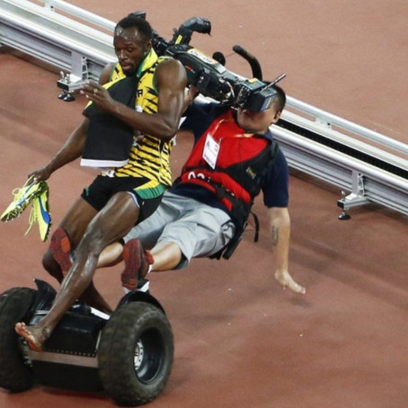 The Funniest Olympic Fails Of All Time