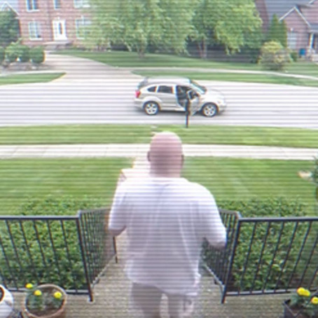Package Thief Gets A Disgusting Suprise!