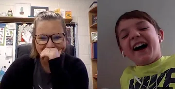 Teacher Farts On Zoom Call