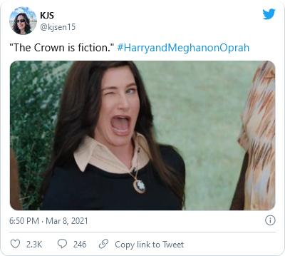 Netflix The Crown meme