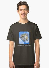 Classic koala dropbear t-shirt