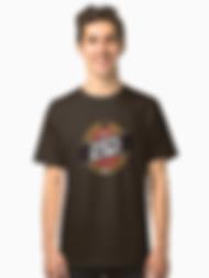 100% kiwi double brown t-shirt