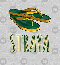 Straya Thongs design