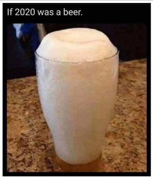 2020 beer joke