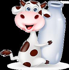 Funny Cartoon Milk Joke