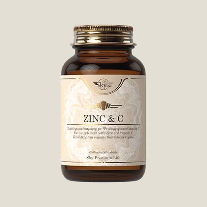 Zinc & Vitamin C