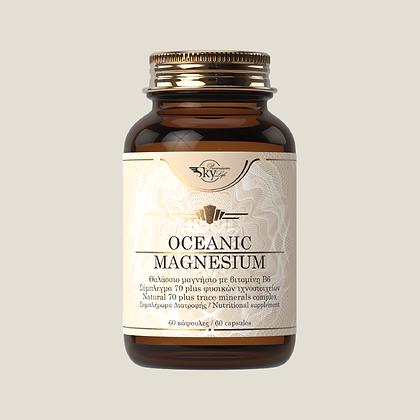 Oceanic Magnesium