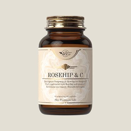 Rosehip & Vitamin C