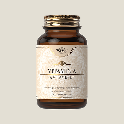 Vitamin A & Vitamin D3