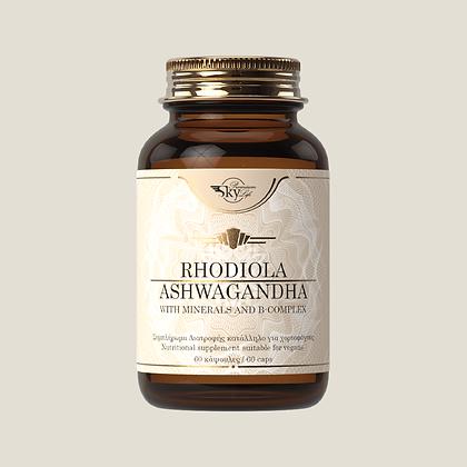 Rhodiola & Ashwagandha