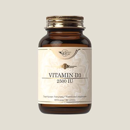 Vitamin D3 2500 IU