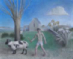 James Mortimer_James Freeman Gallery_She
