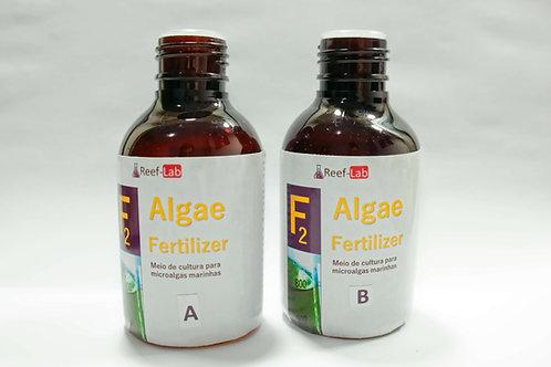 Fertilizante F2 para Microalgas