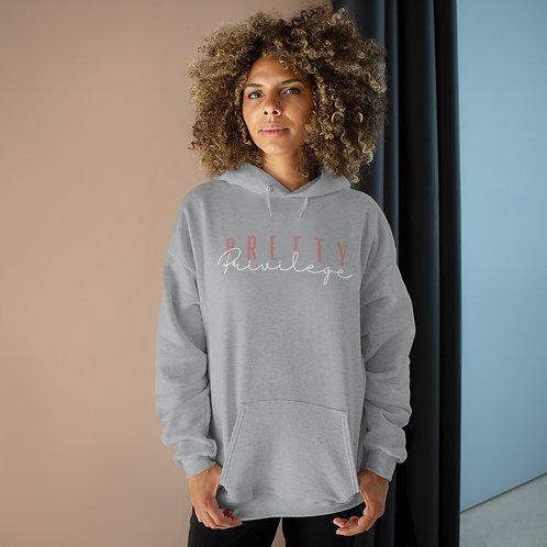 Pretty Privilege Unisex EcoSmart® Pullover Hoodie Sweatshirt