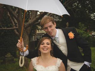 Preparing for Rain on your Wedding Day