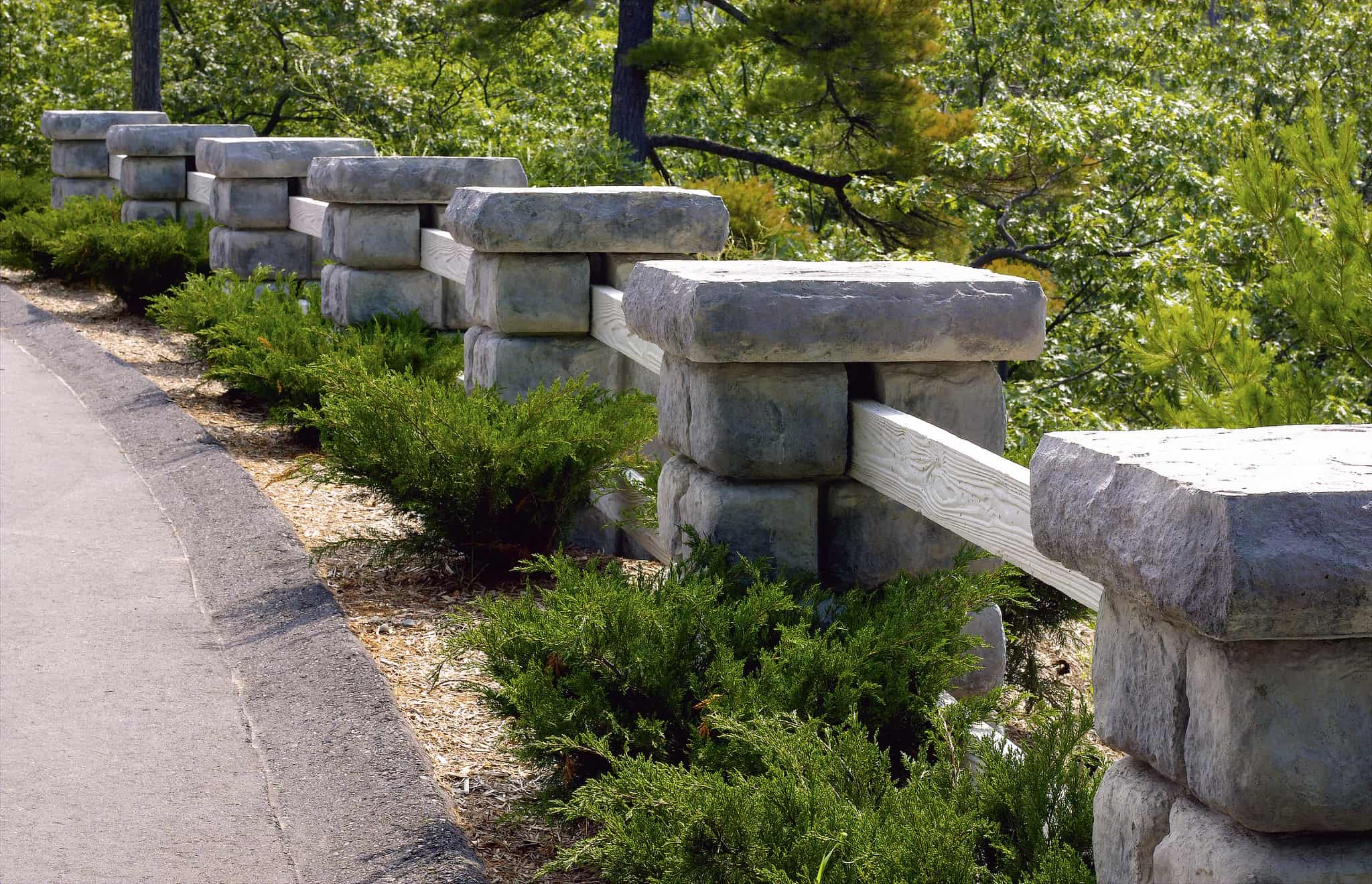 блоки колонные, универсальные 8