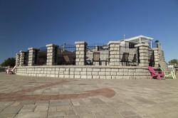 блоки ограждения стеновые 2