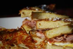 Breakfast Monte Cristo