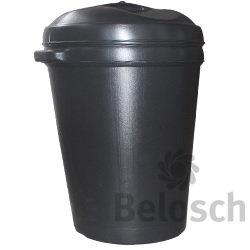 Lixeira Belosch com tampa 100 lts