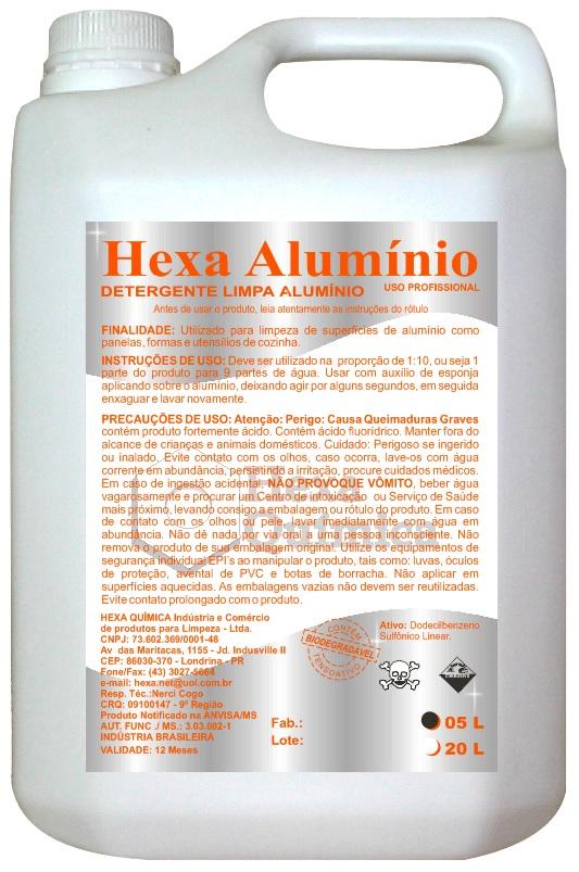 HEXA ALUMINIO