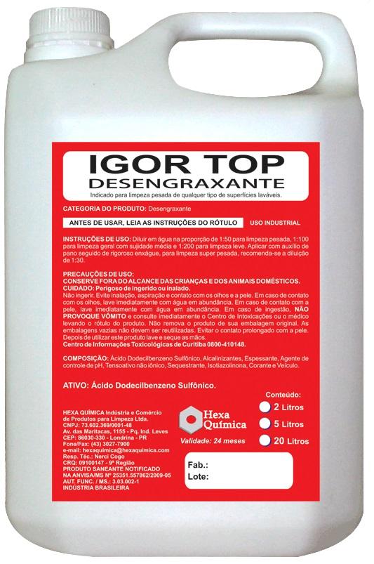 IGOR TOP