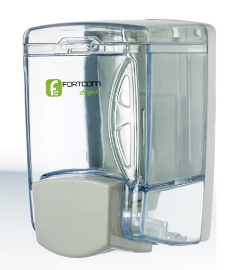 Dispenser Sabonete 400 ml Fortcom