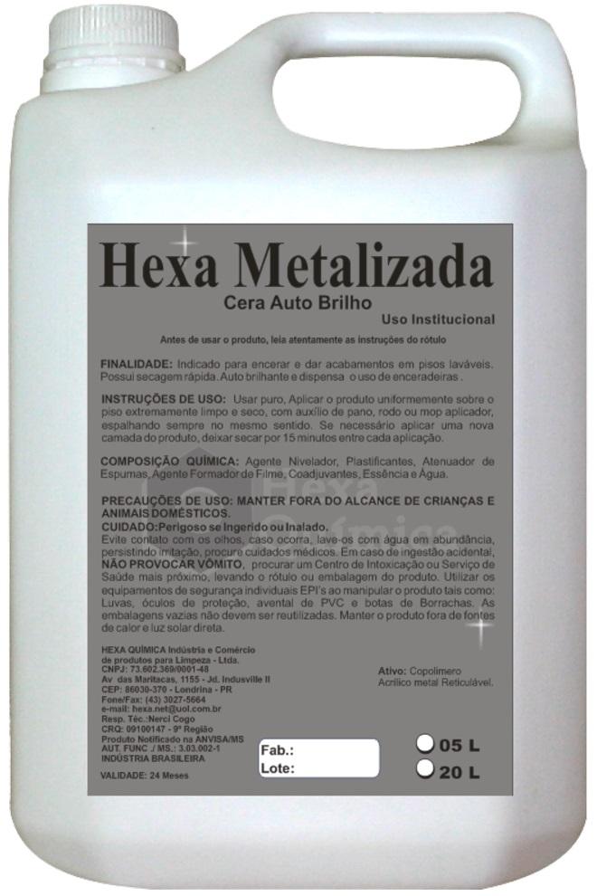 HEXA METALIZADA
